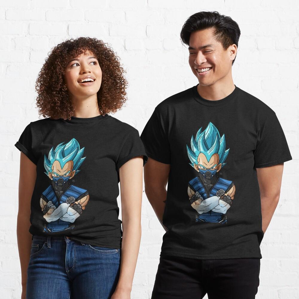 Sub Zero Vegeta Classic T-Shirt