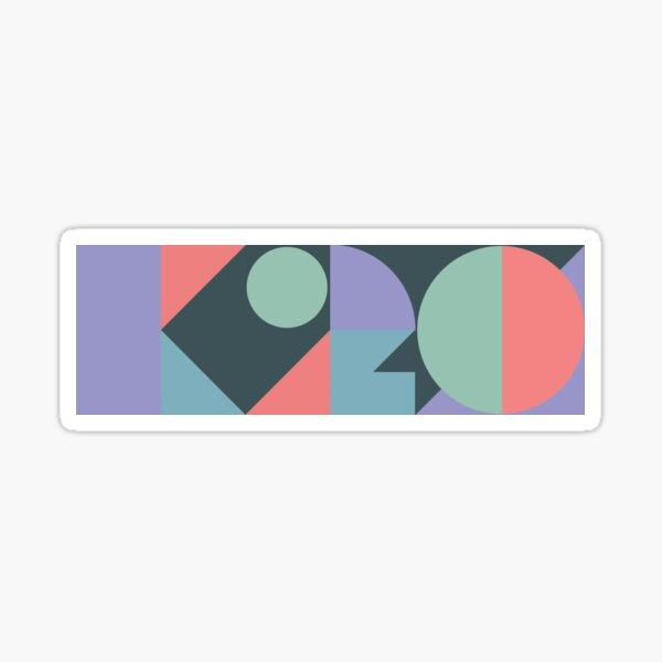 Knowledge 2020 Logo Sticker