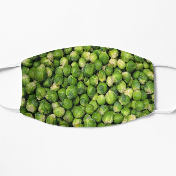 Brussels Sprouts  Flat Mask