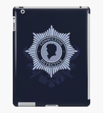 Deduction iPad Case/Skin