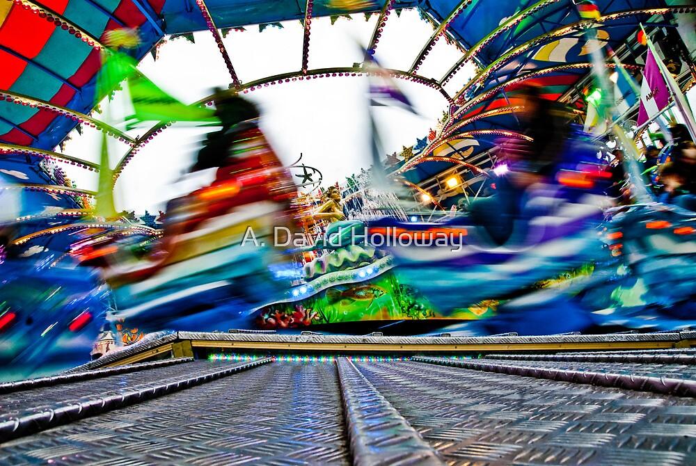 Freimark Bremen Ride by Aaron Holloway