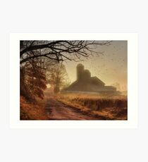 The Road to Amish Country Art Print