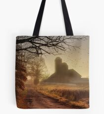 The Road to Amish Country Tote Bag