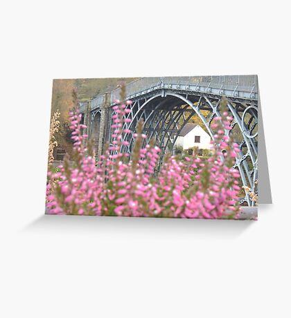 Ironbridge Greeting Card