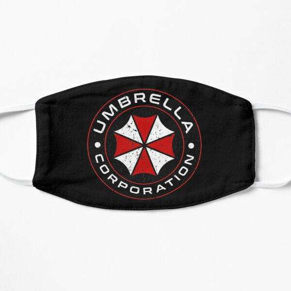 Umbrella Corporation Flat Mask
