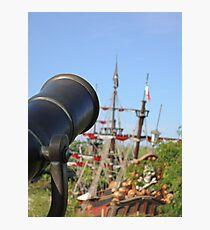 Pirates Ahoy! Photographic Print