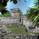 TULUM, WALLED CITY by Joe Powell