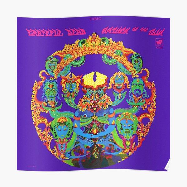 Grateful Dead - Anthem Of The Sun Poster