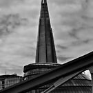 London Buildings by Aaron Holloway