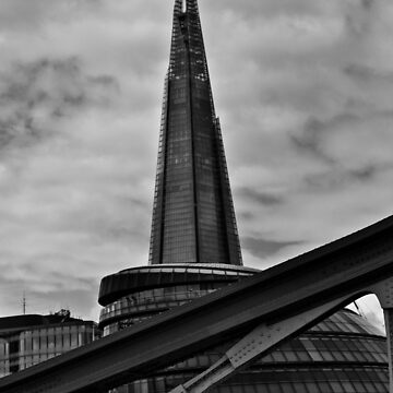 London Buildings by pseudoimagery