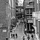 Old London Street by Aaron Holloway