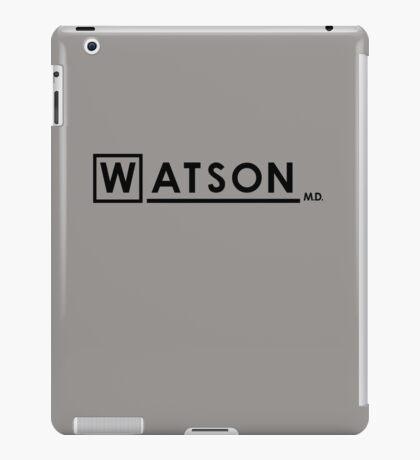 WATSON M.D. iPad Case/Skin