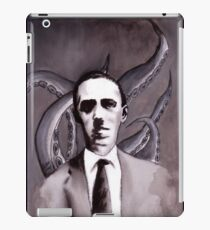 Shuddering At The Nameless Things iPad Case/Skin