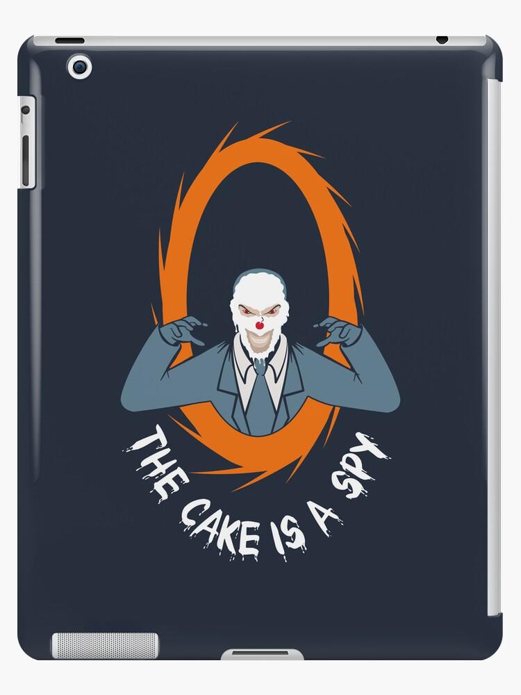The cake is a SPY by perdita00