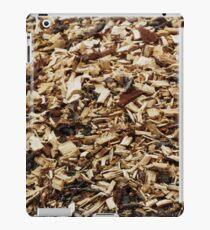 Wood Chippings iPad Case iPad Case/Skin