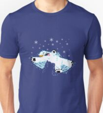 Wampa snow angel  Unisex T-Shirt