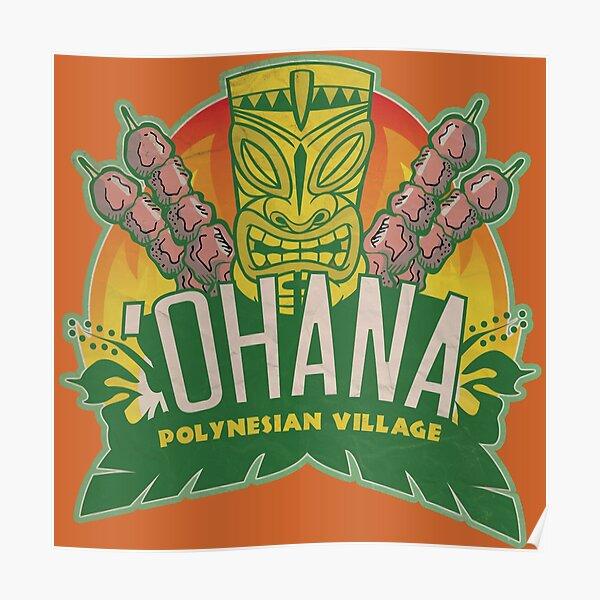 'Ohana means family ... Poster