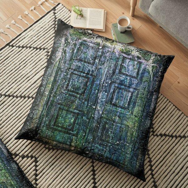 The Atlas of Dreams - Color Plate 162 Floor Pillow