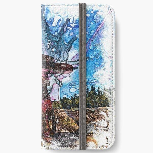 The Atlas of Dreams - Color Plate 161 iPhone Wallet