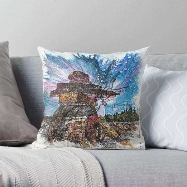 The Atlas of Dreams - Color Plate 161 Throw Pillow