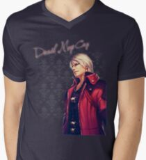 Dante T-Shirt Mens V-Neck T-Shirt