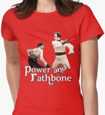 Power & Rathbone Women's Fitted T-Shirt