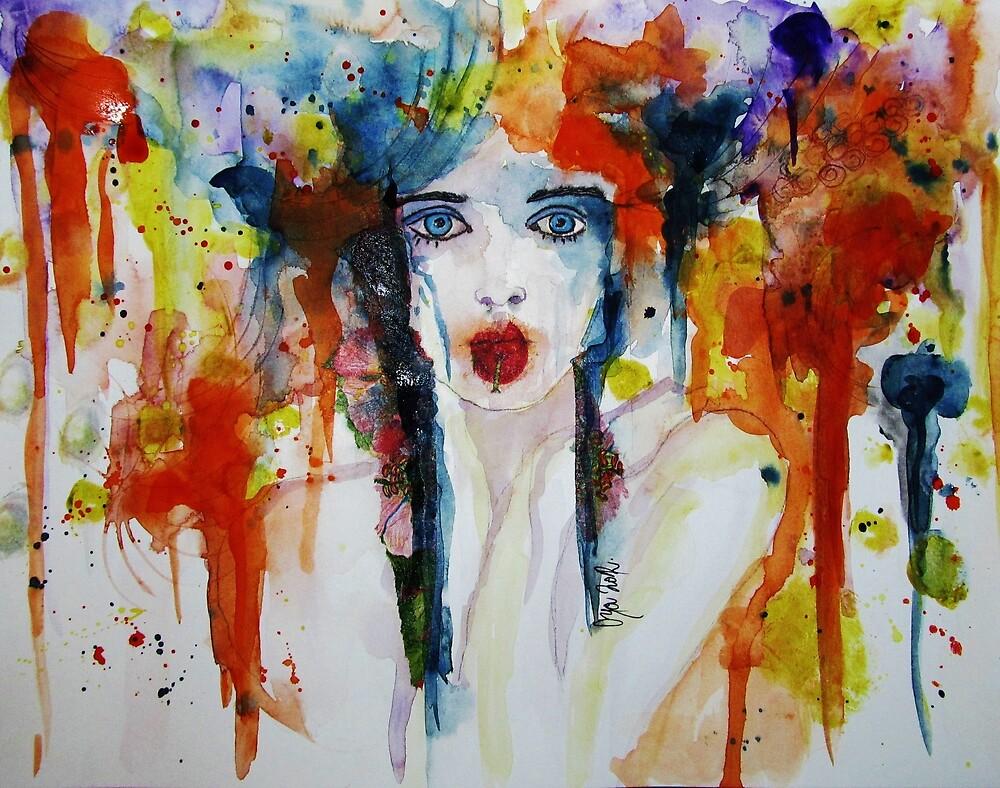 """""""Cherry"""" by Oya Noya"""