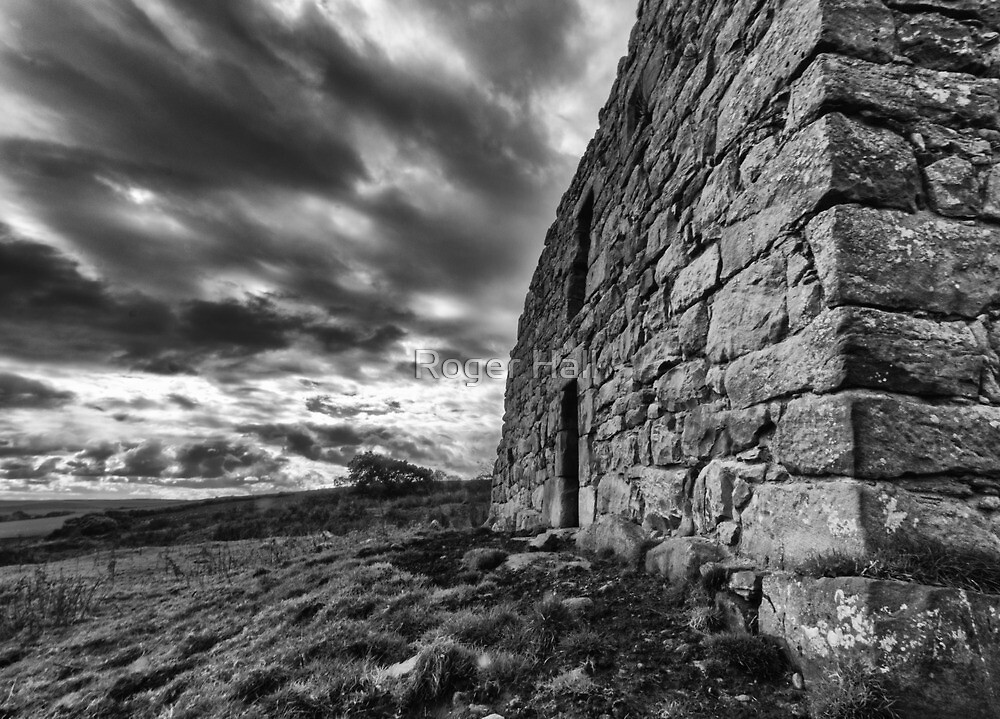 Low Cleughs Bastle Northumberland by Roger Hall