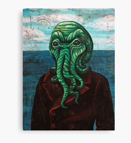 Man from Innsmouth Canvas Print