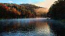 Beautiful Beavers Bend by Carolyn  Fletcher
