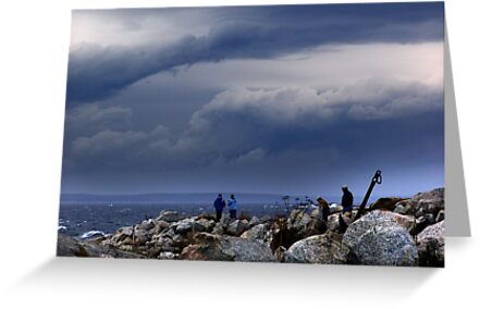 Nor-Easter Brewing by Jann Ashworth