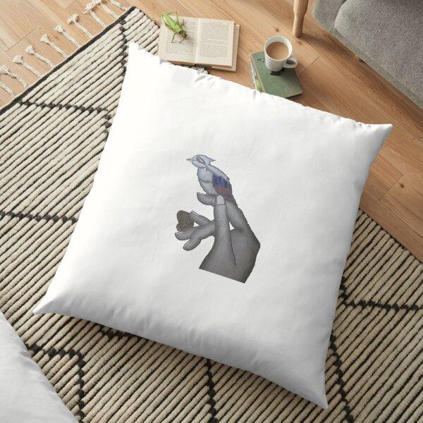 Bird is the word Floor Pillow