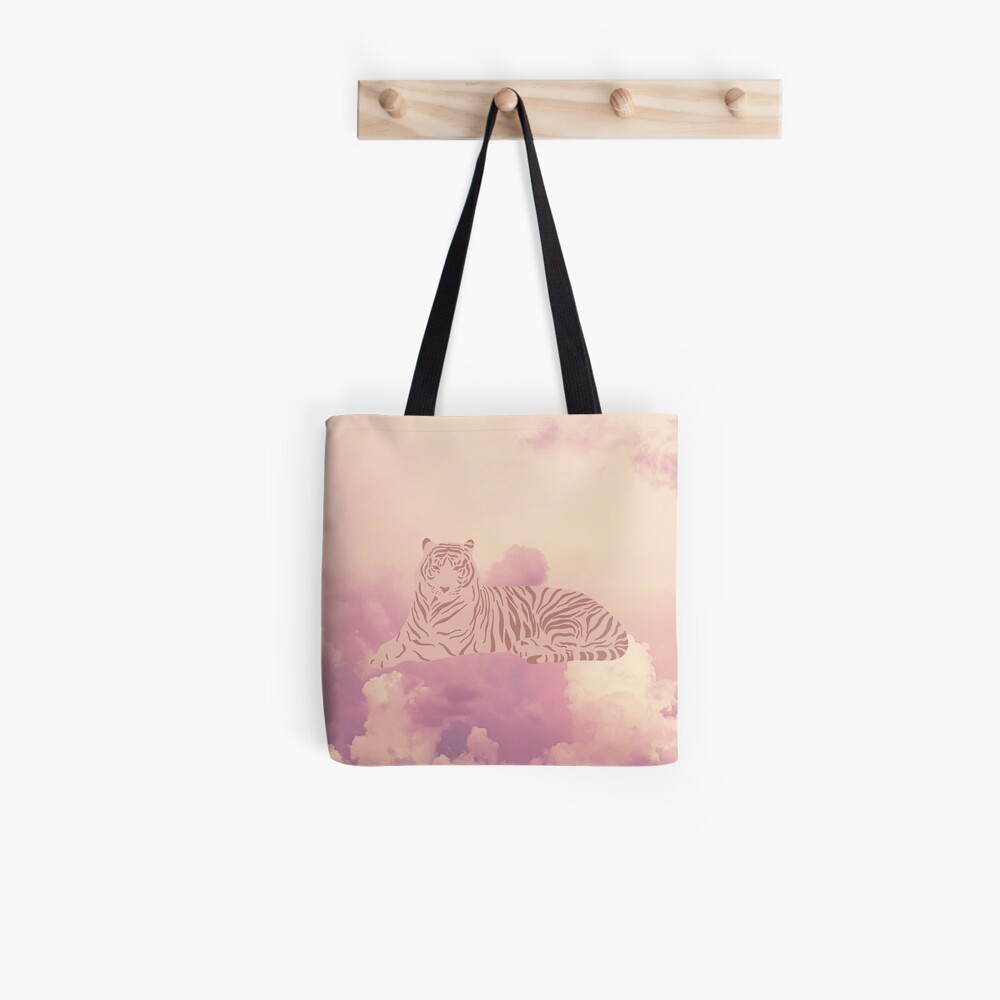 The Lovely Tiger Tote Bag