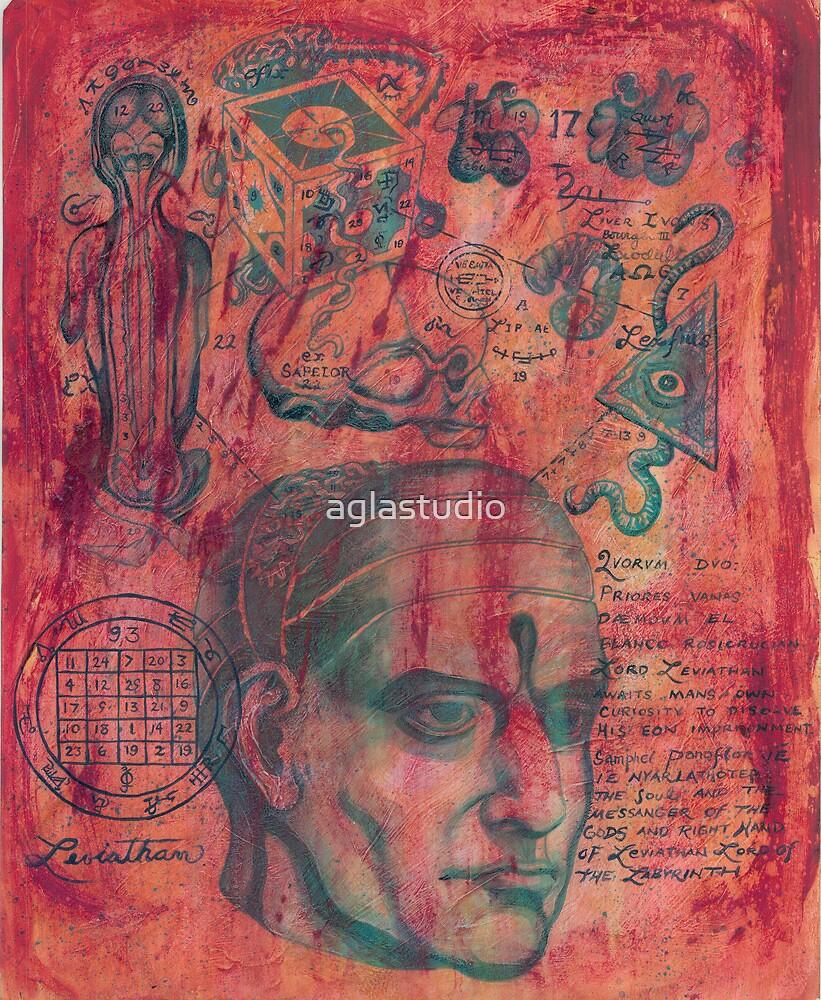 Lord Leviathan by aglastudio