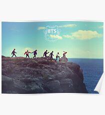 BTS / Bangtan Sonyeondan - Gruppe Teaser 3 Poster