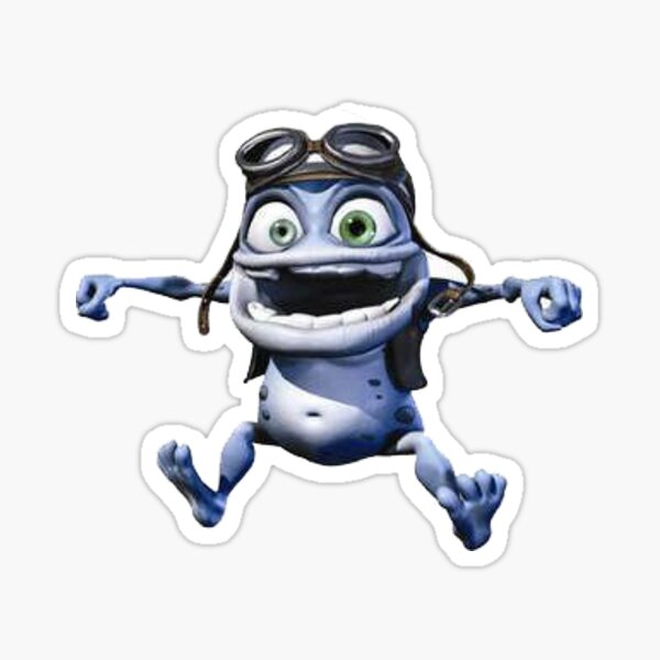 Crazy Frog Meme Gifts Merchandise Redbubble
