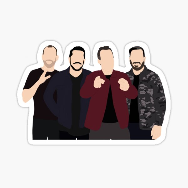 Impractical Jokers Sticker