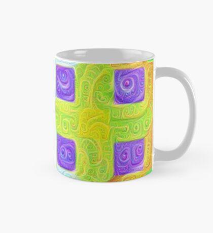 #DeepDream Color Squares Visual Areas 5x5K v1448291932 Mug
