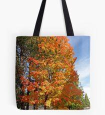 Fall ~ Northern California Tote Bag