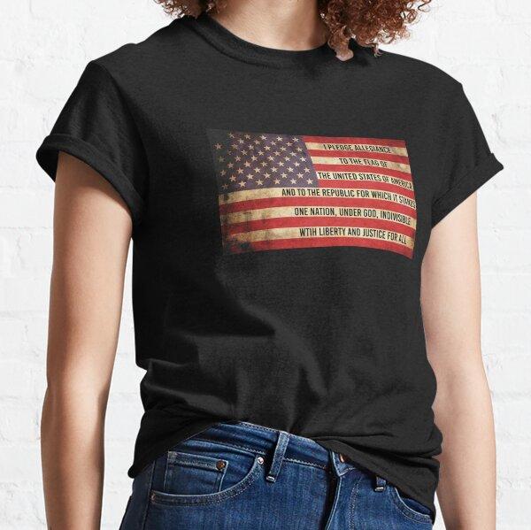 Serment d'allégeance T-shirt classique