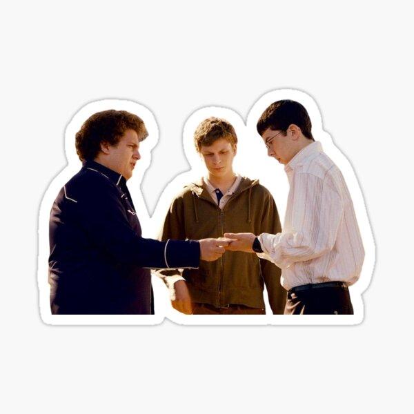 Superbad Trio Sticker
