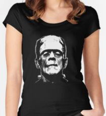 Frankenstein Women's Fitted Scoop T-Shirt