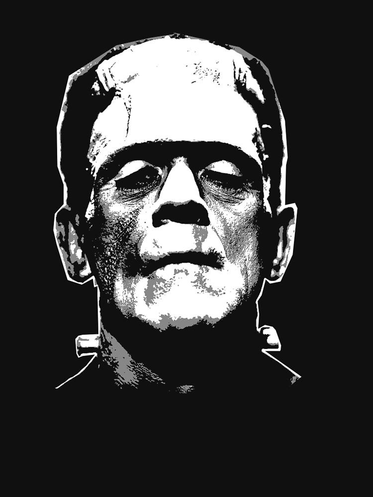 TShirtGifter presents: Frankenstein | Unisex T-Shirt