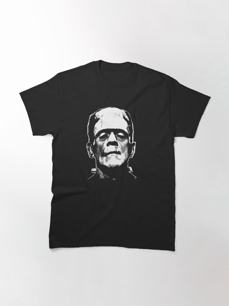 Alternate view of Frankenstein Classic T-Shirt