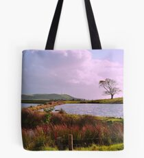 Law Hill from Crosbie Tote Bag