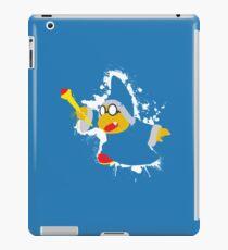 Kamek Splattery Shirt iPad Case/Skin