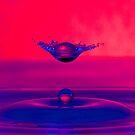 Red & Blue by Malcolm Garth