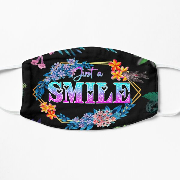 Just a Smile :) Mask