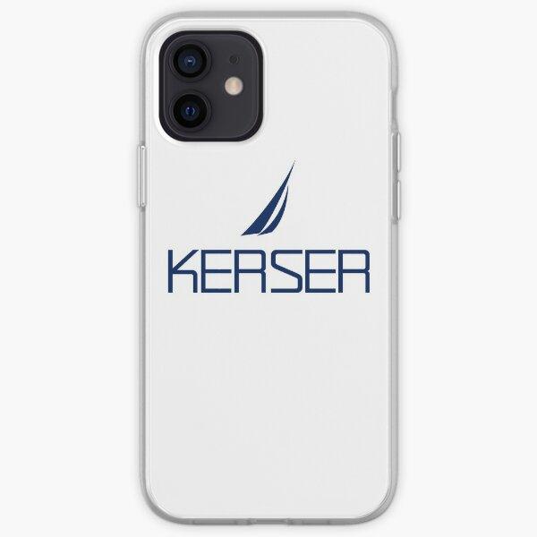 Kerser - Nautica logo Funda blanda para iPhone