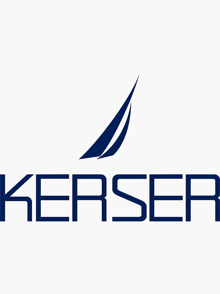 Kerser - Nautica logo by feelngevaporatd